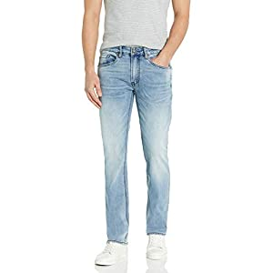Buffalo David Bitton Men's Jean Light Wash