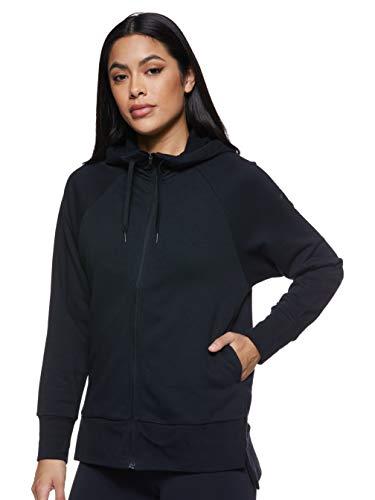 Nike Damen Dry Hoodie, Schwarz (Black), L