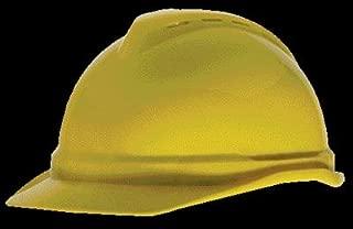 V-Gard® Advance Class C Type I Polyethylene Vented Hard Cap With Fas-Trac® 6-Point Suspension And Glaregard™ Underbrim