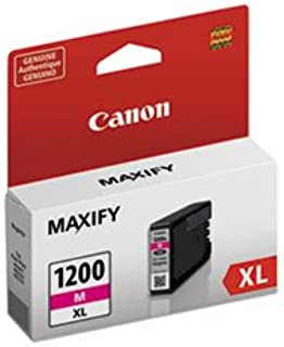 Canon PGI-1200XL Magenta Ink Tank Compatible to MB2120, MB2720, B2020, MB2320