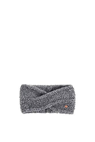ESPRIT Accessoires Damen 119EA1P007 Stirnband, Grau (Grey 030), One Size (Herstellergröße: 1SIZE)