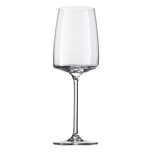 Schott Zwiesel SENSA Bicchiere da Vino, Vetro Cristallo