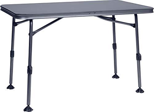 BERGER Molveno Campingtisch Klapptisch Tisch Esstisch Camping Zelten Aluminium Gartentisch Terrasse