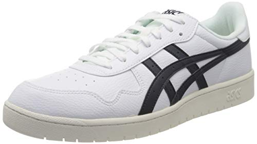 ASICS Mens Japan S Running Shoe, White/Midnight, 46.5 EU