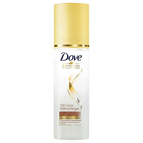 Dove Oil Care Nähr, Pflegespray, 1er Pack (1 x 200 ml)