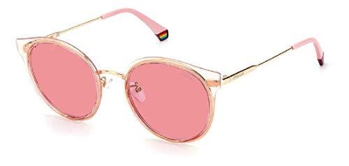 Polaroid Gafas de sol PLD 6152 GS EYR 0F oro rosa lentes polarizadas