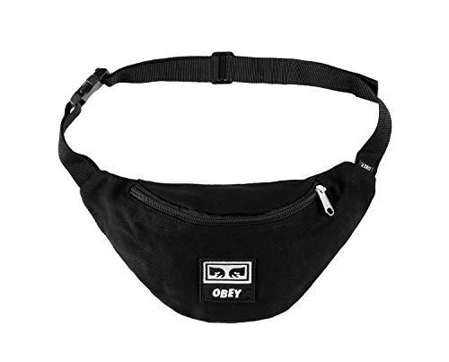 OBEY - Riñonera Wasted Hip Bag (negro)