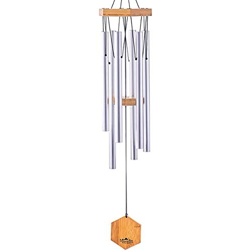 8. Wind chimes for people who like their neighbors!