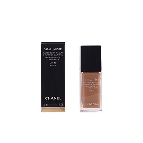 Chanel Vitalumiere Lotion 40 - beige - Damen, 1er Pack (1 x 30 ml)