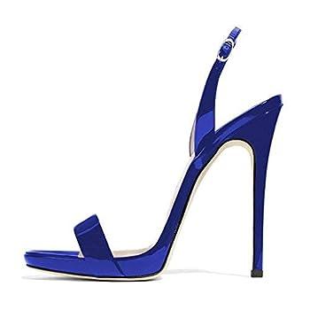 Best blue open toe heels Reviews