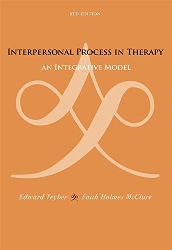 Interpersonal Process in Therapy: An Integrative Model...