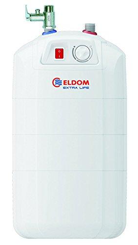 Eldom Warmwasserspeicher/Boiler 15L Untertisch druckfest