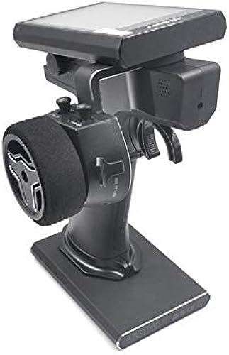 ArgoBear Flysky FS-Nb4 4CH Funkfernbedienungssender mit ZWeißGrößEmpfängern für RC-Car-Stiefele mit Abnehmbarer Touchscreen-Basis