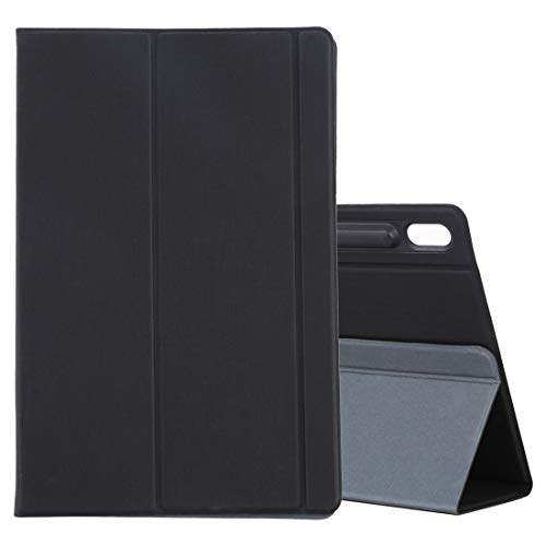 YPZHEN For Galaxy Tab S6 10.5 T860 PC Horizontal Impact Leather Case Book Cover with Holder and Sleep / Wake Up Function