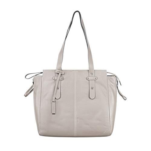 Picard Damen Tasche Shopper Leder Daily Linen 8765