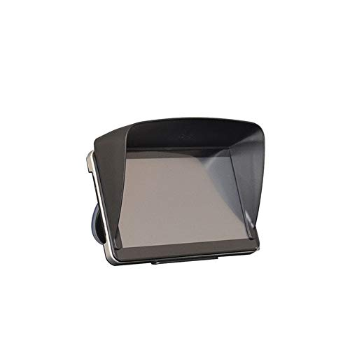 Aofocy Visera Solar de 5 Pulgadas para la instalación de un Solo Toque de la visión del Monitor del vehículo