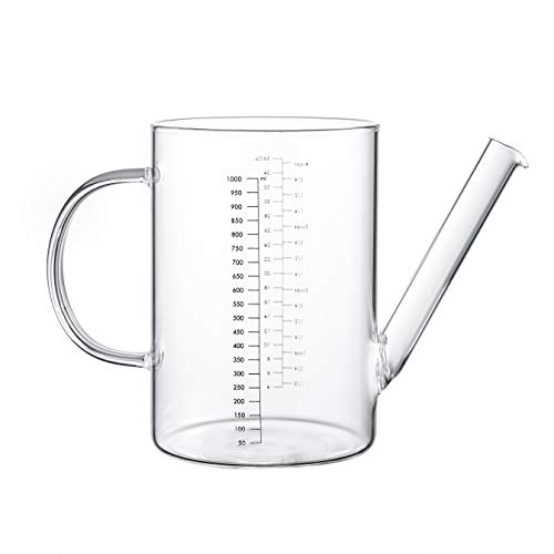 HyperSpace Glass Gravy Separator Fat Separator Poultry Separator Size of 4 cups or 1000ml