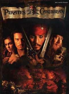 Edition Hal Leonard Pirates of The Caribbean - arrangiert für Klavier [Noten/Sheetmusic] Komponist: Zimmer HANS aus der Reihe: Big Note Piano