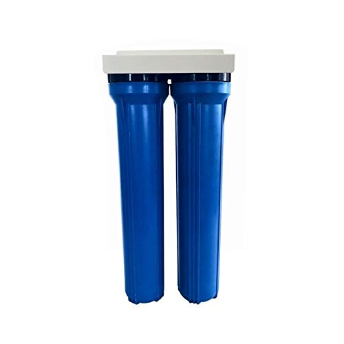 Hmg 1/2 Pulgadas hogar Pipe Purificador de Agua de Dos etapas de Filtro previo