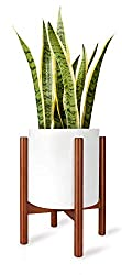 Image of Mkono Plant Stand Mid...: Bestviewsreviews