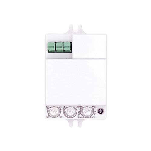 Popp Detector de movimiento por microondas para control de iluminación