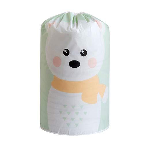 pzcvo Cajas para Guardar Ropa Cajas Almacenaje Ropa Funda de Almacenamiento De Almacenamiento de Ropa Grandes Bolsas de lavandería Bear,One Size
