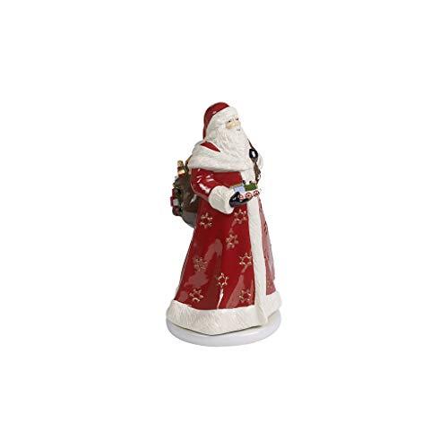 Christmas Toy's Memory Santa drehend, bunt, 17,5 x 20 x 34 cm