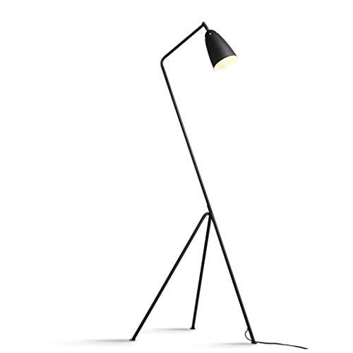 Moderne minimalistische industriële vloerlampen voor woonkamer staande lamp Loft ijzeren driehoek staande lamp