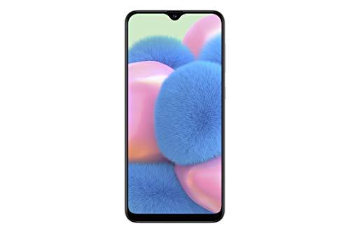 Samsung Galaxy A30s - Smartphone de 6.4' Super AMOLED (4 GB RAM, 64 GB ROM, 16 MP ultra angular, Dual SIM, versión española) blanco