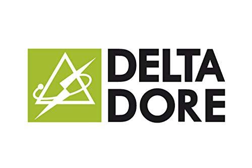 Delta Dore BAT DME-DMBE-DMBD TYXAL + 6416227 - Bloque de pilas litio para detector de movimiento, doble lente, doble tecnología, detector de movimiento exterior y barrera exterior