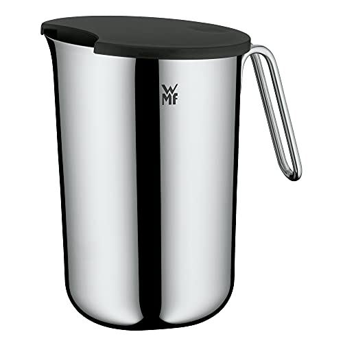WMF Function Bowls Rührschüssel 1,75l, mit Griff, Cromargan Edelstahl poliert, Skalierung, spülmaschinengeeignet