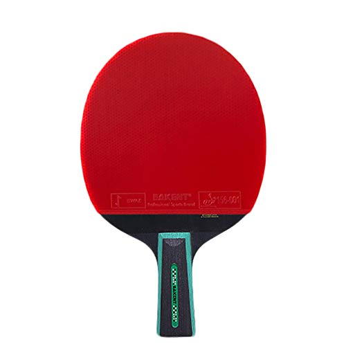 Great Features Of FSS Ping pong paddle Performance-Level Table Tennis Racket, with Carbon Technology...
