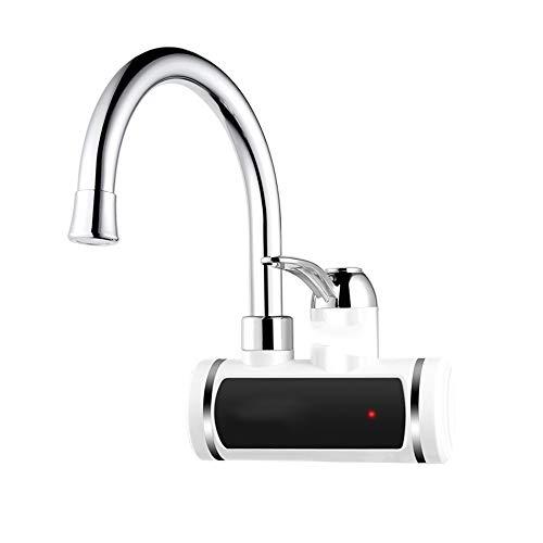 Agua Caliente Grifo De Agua Calefacción Rápida De La Cocina Pantallas Digitales De Led Sistemas De Agua Caliente Rápidos Acceso Rápido a Agua Caliente Grifos De Agua Caliente En Tres Segundos