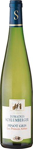 Domaines Schlumberger Pinot Gris Les Princes Abbés 2017 Elsass Wein (1 x 0.75 l)