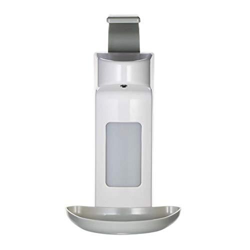 Amsrea 500 ml dispensador de jabón Caja de champú de Mano Tipo Prensa dispensador de jabón montado en la Pared lavamanos Aseo Gel de Ducha máquina