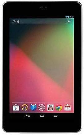 $109 Get 2019 ASUS Google Nexus 7, 7.0INCH Tablet PC, Snapdragon S4 PRO 1.5GHz Processor, Adreno 320, 2G RAM, 16GB Onboard Storage, WiFi, BT 4.0, GPS, Andriod 4.3(Certified Refurbished)