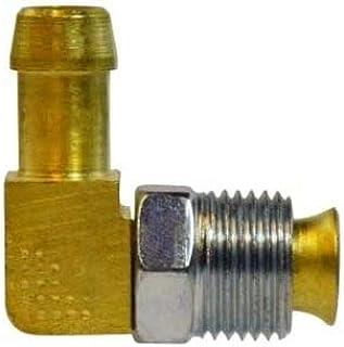 MIDLAND Metal 1//2 X 3//8 BS Elbow 28016B