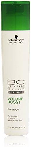 Schwarzkopf Professional BC Volume Boost Shampoo Champú - 250 ml