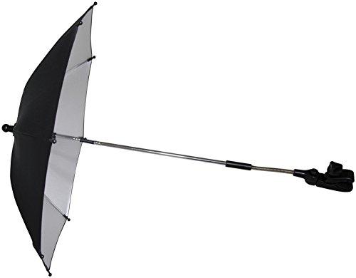 Sonnenschirm für Mountain Buggy schwarz
