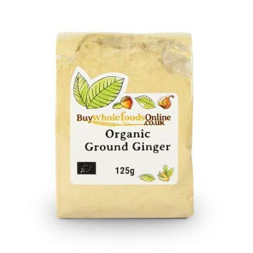2021 Buy Whole Foods Sale SALE% OFF Organic Ground 125g Ginger
