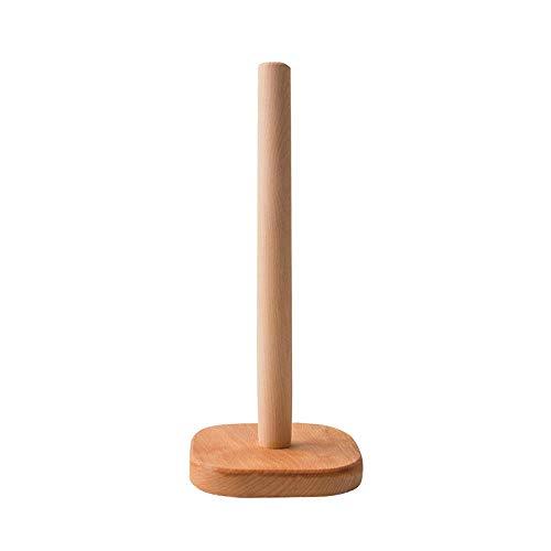 Keukenrolhouder Papier Natuurlijk bamboe Keukenrolhouder, 32 cm (12
