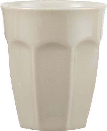 IB Laursen - Latte-Becher, Kaffeebecher, Becher - Mynte Latte - Keramik - Höhe 10 cm
