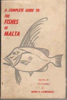 The Fish Around Malta (Central Mediterranean)