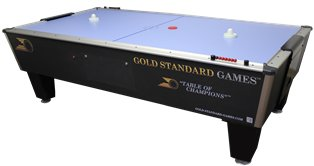 Find Discount Gold Standard Games Tournament Ice Air Hockey Table (Manual Score)