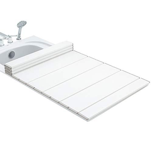 LwBathtub badkuip, isolatiedeksel, milieuvriendelijk polypropyleen voor de meeste standaard afmetingen badkuipen