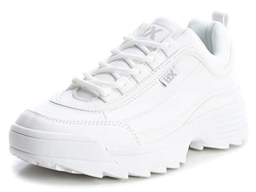 XTI Zapatilla XTI048656 para Mujer Blanco 40