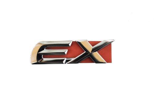 03 honda accord trunk emblem - 5