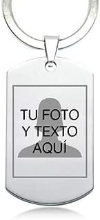 Amazon.es: llaveros personalizados: Joyería