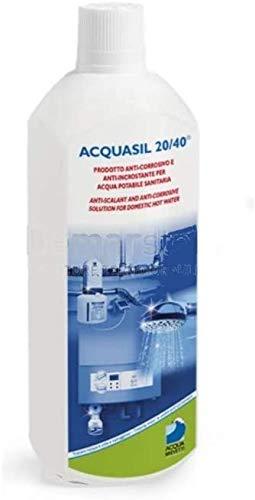 Acquasil 20/40 PC002 bottiglie 2x1kg anticalcare Acqua Brevetti MiniDOS e BravaDOS PM008 PM009 PM010 PM012 PM014 PM016