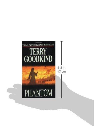 Phantom: Chainfire Trilogy, Part 2 (Sword of Truth, Book 10)